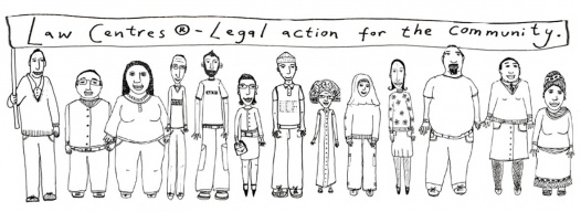 Law Centres - legal action for the community