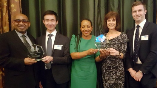 Haringey LC and Debevoise LawWorks Award