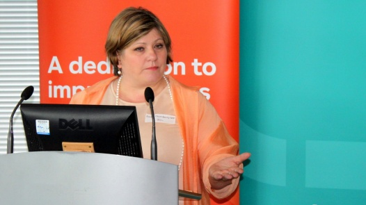 Emily Thornberry MP at A2J book launch